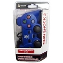 Twinshock 2 Wired Controller (blue) (PS2)