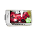 Twinshock 2 Wired Controller (red) (PS2)