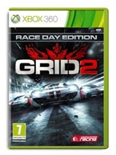 Race Driver: Grid 2 Race Day Edition (X360)