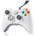 Wired Controller White (X360/PC)