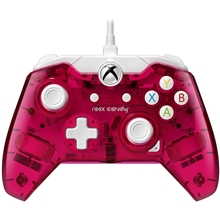 PDP Rock Candy Wired Controller (Cranblast) (X1)
