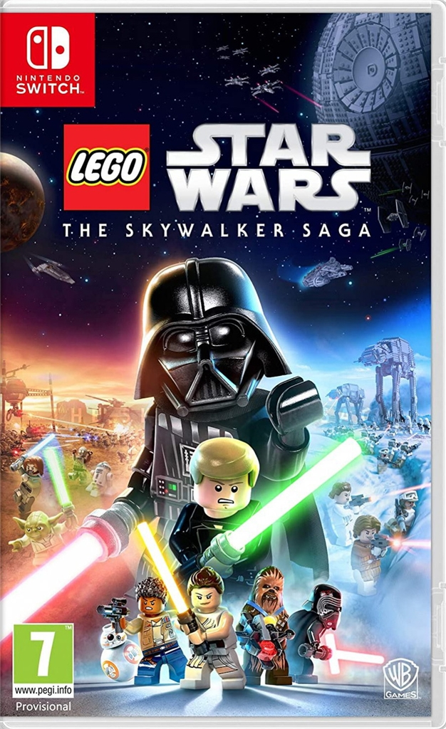 Lego Star Wars: The Skywalker Saga (SWITCH)