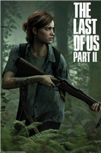 The Last of Us 2 Ellie Plakát FP4824