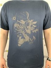 The Legend of Zelda Majoras Mask - Camisetas T-Shirt (L)