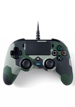 Nacon Wired Compact Controller – Camo (PS4)