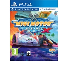 Mini Motor Racing X  PS VR (PS4)