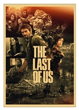 Plakát The Last of Us - Characters