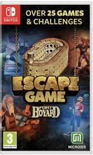 Escape Game - Fort Boyard (SWITCH)