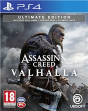 Assassins Creed: Valhalla - Ultimate Edition (PS4)