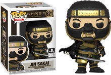 Funko: Pop Ghost of Tsushima - Jin Sakai