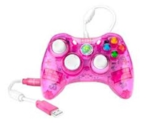 Rock Candy Controller Pink (X360)