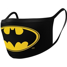 Batman - Logo Face Mask