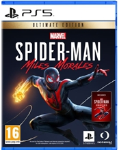 Marvels Spider-Man: Miles Morales - Ultimate Edition (PS5)