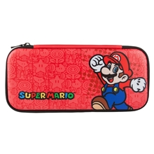 Big Ben Officially Licensed Nintendo Deluxe Travel Case - Super Mario Blue (SWITCH)