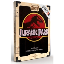 Jurrassic Park Welcome To Jurrassic Park WoodArts 3D