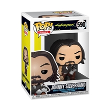 Funko POP Games: Cyberpunk 2077 - Johnny Silverhand (crouch)