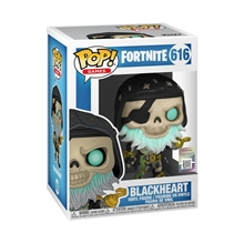 Funko POP Games: Fortnite S5 - Blackheart