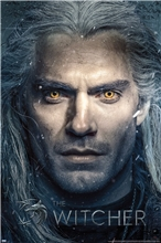 The Witcher TV Close Up Poster (61x91,5cm) FP4982