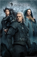 The Witcher TV Key Art Poster (61x91,5cm) FP4981