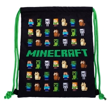 Minecraft Gymbag - Multicharacter