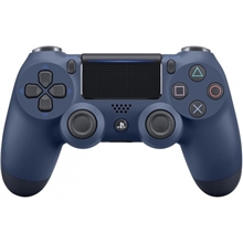 Dualshock 4V2 Wireless controller -Midnight Blue (PS4)
