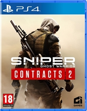 Sniper: Ghost Warrior Contracts 2 + DLC (PS4)