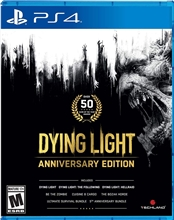 Dying Light Anniversary Edition (PS4)