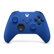 Xbox Series X Wireless Controller QAS-00002 - Shock Blue (XSX)