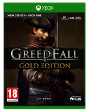 GreedFall Gold Edition (XSX)