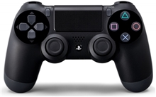 Sony Dualshock 4 Controller (black) (PS4)