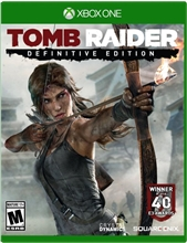 Tomb Raider (Definitive Edition) (X1)