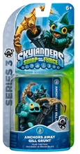Skylanders: Swap Force - Anchors Away Gill Grunt
