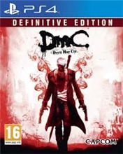 DmC Devil May Cry (Definitive Edition) (PS4)