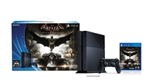 Sony Playstation 4 500GB + Batman: Arkham Knight (PS4)