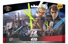 Disney Infinity 3.0 Star Wars Play Set Twilight of the Republic