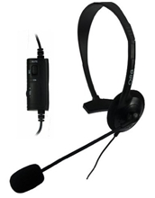 ORB Wired Chat Headset (X1)