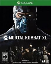 Mortal Kombat XL (X1)