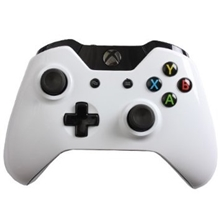 Xbox One Wireless Controller (white) (BAZAR) (X1)