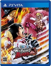 One Piece: Burning Blood (PSV)