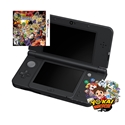 New Nintendo 3DS Black + YO-KAI WATCH + Dragonball Z (3DS)