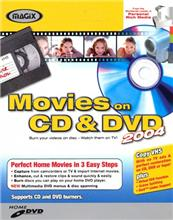 MAGIX Movies on CD/DVD 2004 (PC)