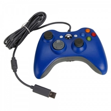 Wired Controller Blue (X360/PC)