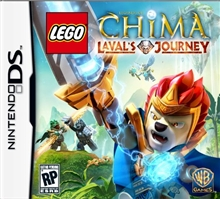 LEGO Legends of Chima: Lavals Journey (NDS)