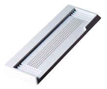 Vertical Stand White (X1)