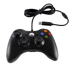 Wired Controller Black (X360/PC)