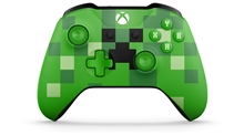 Xbox One Wireless Controller (Minecraft creeper) (X1)