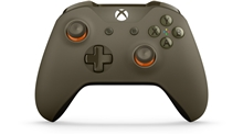 Xbox One Wireless Controller (Army Green) (X1)