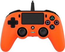 Nacon Wired Compact Controller Orange (PS4)