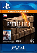 Battlefield 1 Battlepacks x 3 (PS4)