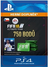 FIFA 18 Ultimate Team - 750 FIFA Points (PS4)